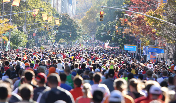 Race iq get the inside scoop on the nyc marathon for Events going on in new york city