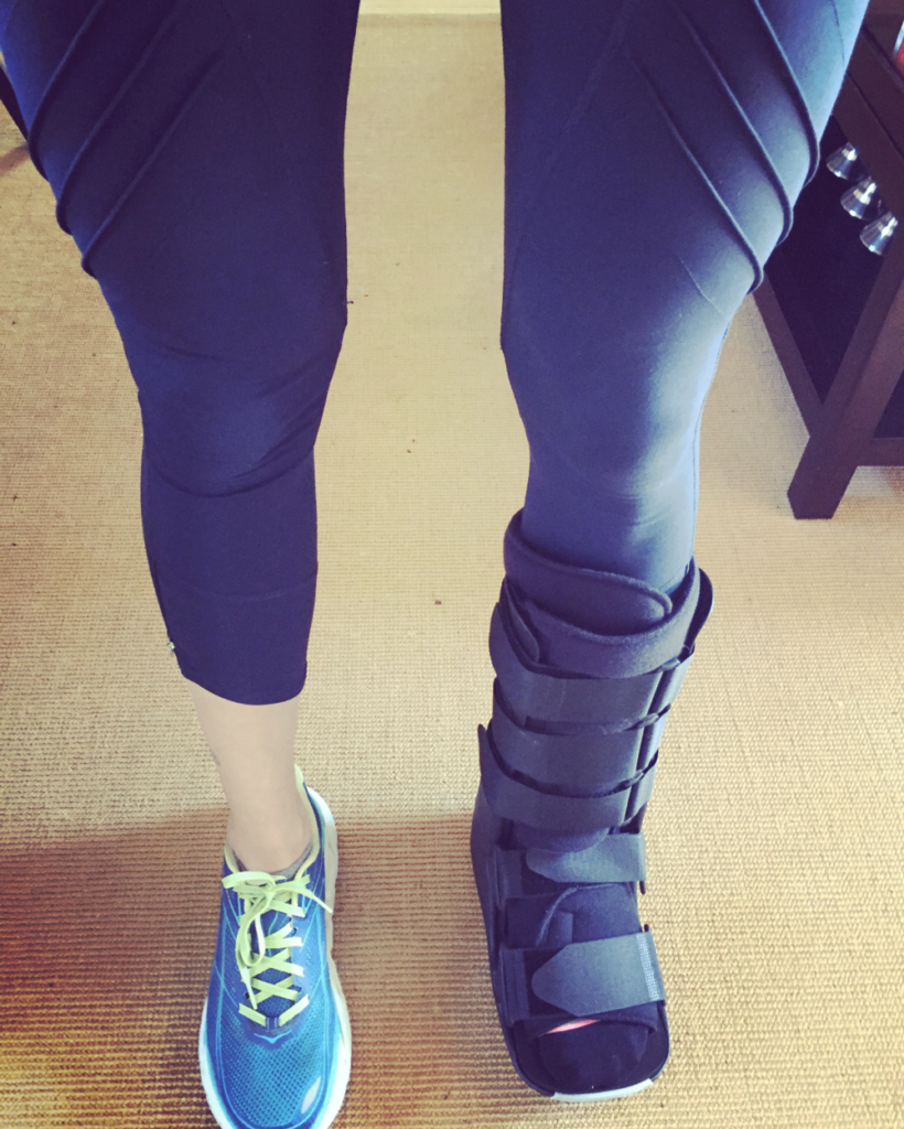 Stress Fractures To Boot Or Not To Boot Finish Line Physical Therapy